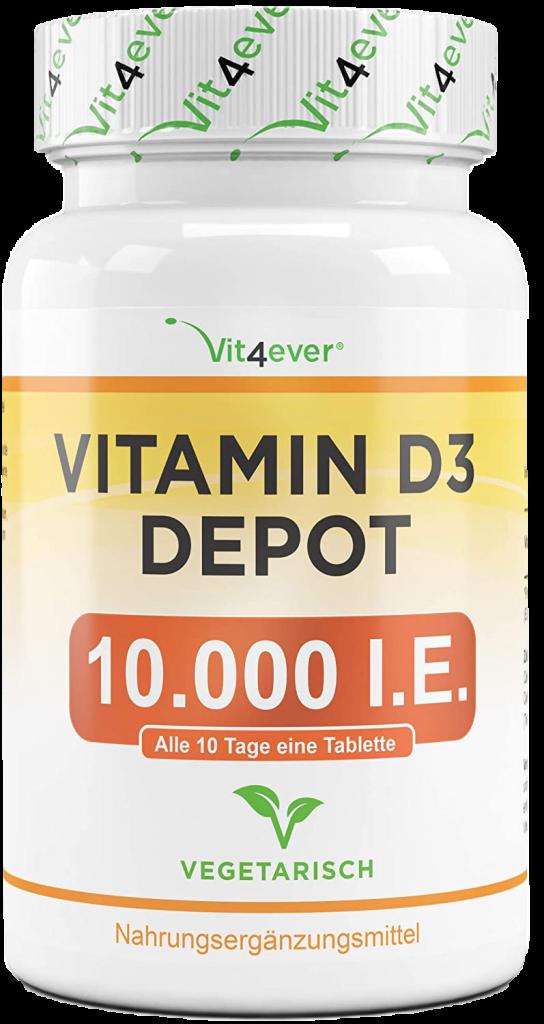 Vitamin D3 Präparat